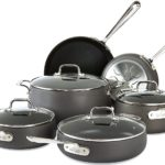 All-Clad Hard Anodized Nonstick Dishwasher Safe PFOA Free 10-Piece Cookware Set Only $364.99 After $135 Price Drop!