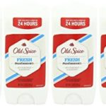 Pack of 6 Old Spice High Endurance Invisible Solid Men's Anti-Perspirant & Deodorant Only $5.91!