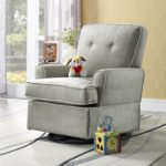 Baby Relax The Tinsley Nursery Swivel Glider Chair Only $129 Shipped After $131 Price Drop!