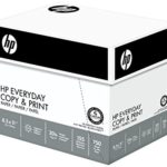 4 Bulk Ream Case (3000 Sheets) HP Everyday Copy and Print Poly Wrap Paper Only $17.68-$18.68 + Free Shipping!