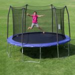 Skywalker Trampolines 12′ Round Trampoline and Safety Enclosure Only $169.99 w/ Free Shipping!