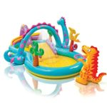 Intex Dinoland Inflatable Play Center Only $23.66!