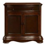 Home Meridian Hardwood Accent Chest in Brown Just $378 Shipped!