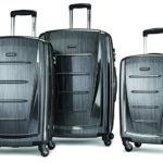 Samsonite Luggage Winfield 2 Fashion HS 3 Piece Set For Just $210.39 w/ Free Shipping!