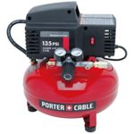 PORTER-CABLE 3.5-Gallon 135 PSI Pancake Compressor Only $79.88 Shipped