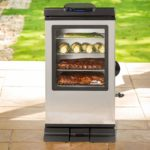 Masterbuilt 30-Inch Bluetooth Smart Digital Electric Smoker For Just $211 Shipped