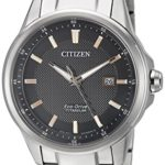 Citizen Men's 'Titanium' Quartz Titanium Casual Watch Only $168.75 w/ Free Shipping!