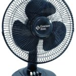 Comfort Zone Oscillating Table Fan Just $12.64