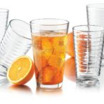 Libbey Hoops 16-Piece Glassware Set Only $5.23!