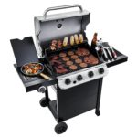 Char Broil Performance 475 4-Burner Cart Gas Grill Only $159.99 Shipped