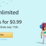 Get 4 Months of Amazon Music Unlimited For Only $0.99!