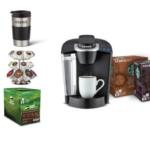 Keurig Coffee Maker and K-Cup Bundles On Sale + 20% Off Sitewide at Keurig!