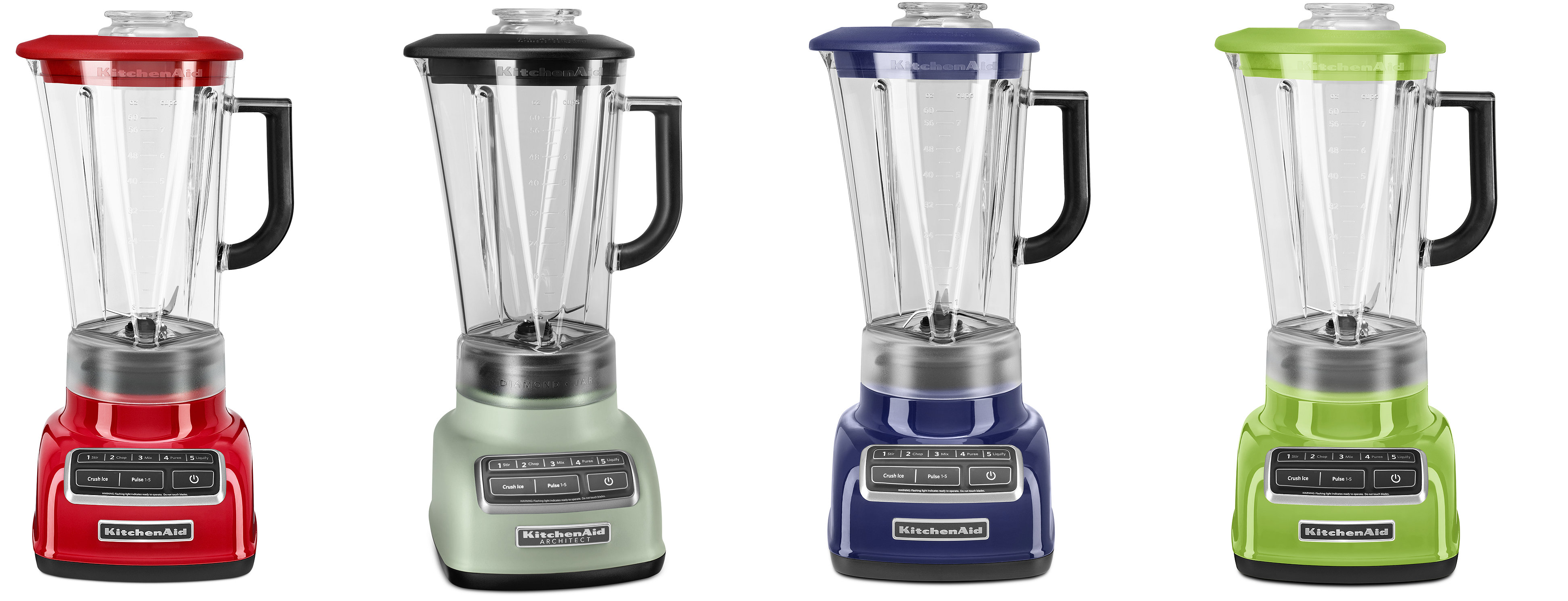 Kitchenaid 5 Speed Blender today only: kitchenaid architect or diamond 5-speed blender only