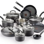 Amazon Prime Members: Additional 25% Off T-Fal Kitchen Products – T-fal Ultimate Titanium Nonstick 17-Piece Cookware Set Only $127.82!