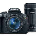 Canon Summer Flash Sale On Refurbished Cameras – T5i w/ 18-55mm + 55-250mm STM Lenses Only $459.99!