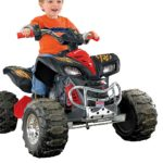 Power Wheels Kawasaki KFX Only $131.63 Shipped!