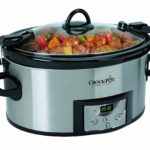 Crock-Pot 6-Quart Programmable Cook & Carry Slow Cooker with Digital Timer Only $28.99