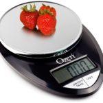 Ozeri Pro Digital Kitchen Food Scale Just $7.15