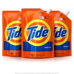 Tide Smart Pouch Original Scent HE Turbo Clean Liquid Laundry Detergent, Pack of 3 48 oz. pouches Just $10.79 – $12.59 + Free Shipping