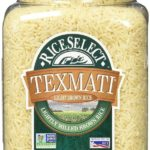 Pack of 4 RiceSelect Texmati Light Brown Long Grain American Basmati Rice 32-Ounce Jars For Only $6.14!