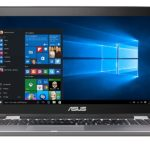"Asus VivoBook Flip Convertible 15.6"" Touchscreen Laptop w/ 128GB SSD Just $459.99 Shipped"