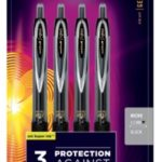 2 Packs (8 Total) of Uni-Ball Retractable Gel Pens Only $2 + Free Shipping!