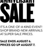 Up To 65% Off At The Nordstrom Anniversary Sale + Free Shipping & Returns On All Orders