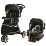 Graco Fastaction Fold Sport Click Connect Travel System Only $140 Shipped!
