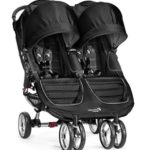 Baby Jogger City Mini Double Stroller – Black/Gray – Only $314.99 Shipped!