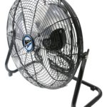 MaxxAir 14-Inch High Velocity 3-Speed Floor Fan For $27.98 + Free Shipping