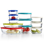 Pyrex 22 Piece Food Storage Container Set For $27.99 w/ Free Shipping