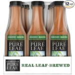 Pack of 12 Pure Leaf Iced Tea Unsweetened Real Brewed Black Tea 18.5 Ounce Bottles Only $6.79-$7.59 + Free Shipping!