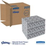 Case of 36 Boxes of Kleenex Naturals Facial Tissue Only $18.55-$20.73 + Free Shipping!