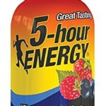 Pack of 12 5 Hour Energy Drink Shot Only $2.48!! (Add-on Item)