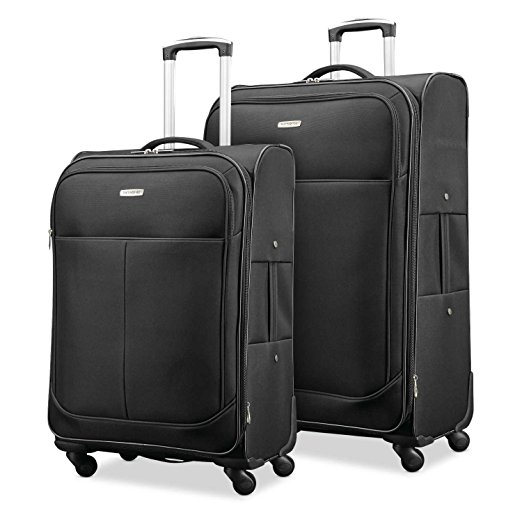 Samsonite Lightweight 2-Piece Luggage Sets On Sale For $119.99 ...