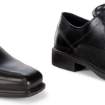 Ecco New Jersey Slip-on or Johannesburg Leather Dress Shoes Only $74.98 w/ Free Shipping!
