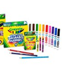Today Only: Up To 40% Off Crayola Markers, Crayons, Glitter Glue, Class Packs and Other Products