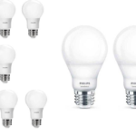 Get A 16 Pack Of Philips LED Bulbs For $24.60-$25.69 And Get A FREE 4 Pack Of Philips LED SceneSwitch Bulbs ($29 Value)!