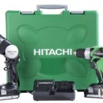 Hitachi 18-Volt Lithium Ion Compact Pro Driver Drill with Flashlight Just $99 w/ Free Shipping