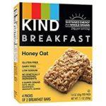 32-Count KIND Breakfast Bars, Honey Oat, 1.8 Ounce Bars – $10.13-$11.32 + Free Shipping!