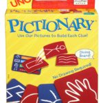 Pictionary Card Game For Only $3.50