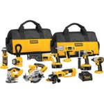 DEWALT 18-Volt XRP Cordless 9-Tool Combo Kit Only $649.99 Shipped!
