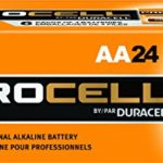 Pack of 24 Duracell Procell Alkaline-Manganese Dioxide AA Size Batteries Only $6.99!