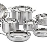 Cuisinart Multiclad Pro Stainless Steel 12-Piece Cookware Set For Just $179.99 w/ Free Shipping