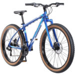 27.5″ Mongoose Men's Rader Mountain Bike Disc Brakes For $119.99 w/ Free Shipping