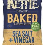Pack of 15 Kettle Brand Baked Potato Chips Sea Salt and Vinegar, 4.0 Oz. Bags Just $14.82-$16.56 + Free Shipping