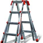 Little Giant 17-Foot Velocity Multi-Use Ladder, 300-Pound Duty Rating Only $162.99 w/ Free Shipping!