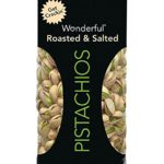 Wonderful Pistachios, Roasted and Salted 16-oz Bag Just $5.09-$5.69 + Free Shipping