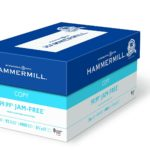 Hammermill Copy Paper 4,000 sheets / 8 ream case Just $18.99
