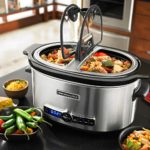 Price Drop – KitchenAid 6-Quart Stainless Steel Slow Cooker with Easy Serve Glass Lid Only $49.05! (Dropped From $119.99!)
